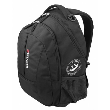 "Wenger Backpack ""Java Daypack"" art.13122215SABK"