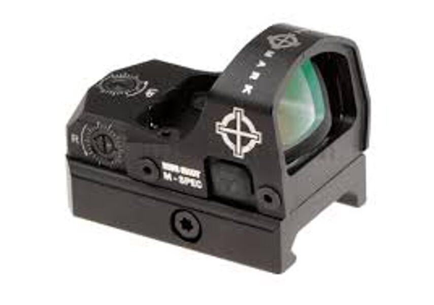Sarkanā  punkta tēmeklis Sightmark Mini Shot M-Spec FMS