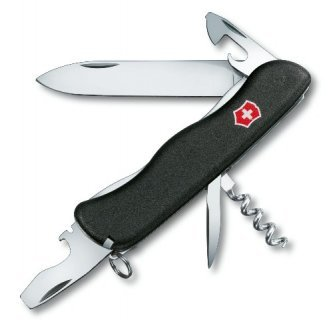 "Nazis Victorinox ""Picknicker"" 11 mm, black art.083533"
