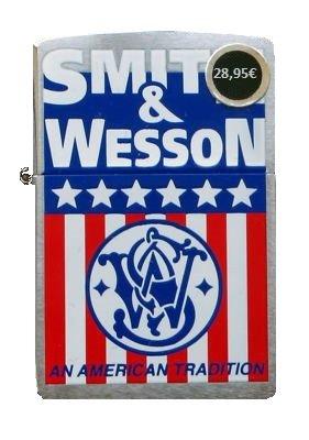 "ZIPPO šķiltavas ""Smith & Wesson An American Tradition"" 200SW 309 art.200SW 309"