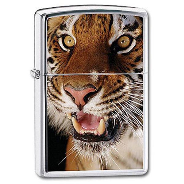 """ZIPPO šķiltavas """"Tiger"""" 2043 art.20403"""