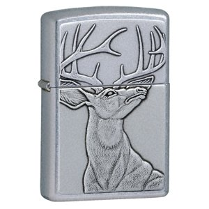 """ZIPPO šķiltavas """"Deer Emblem"""" 21230 art.21230"""