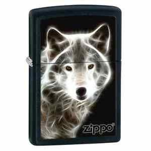 "ZIPPO šķiltavas ""White Wolf"" 28303 art.28303"